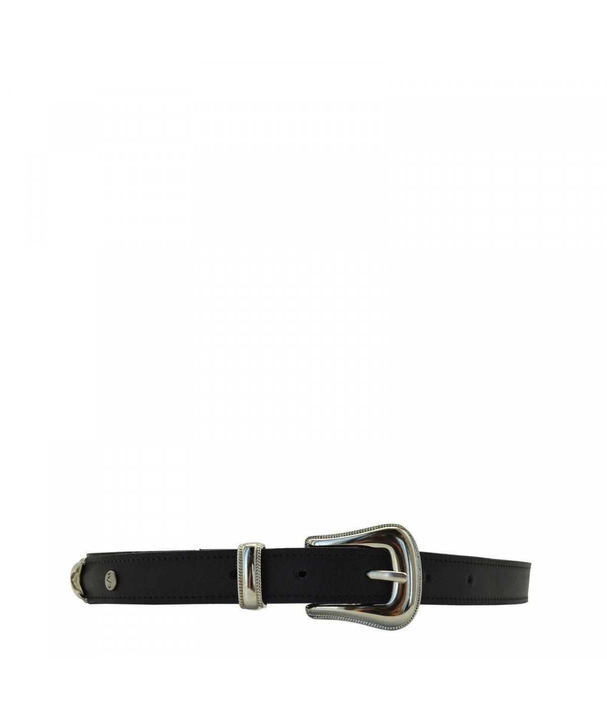Cinturon Mujer 815 Cuero liso
