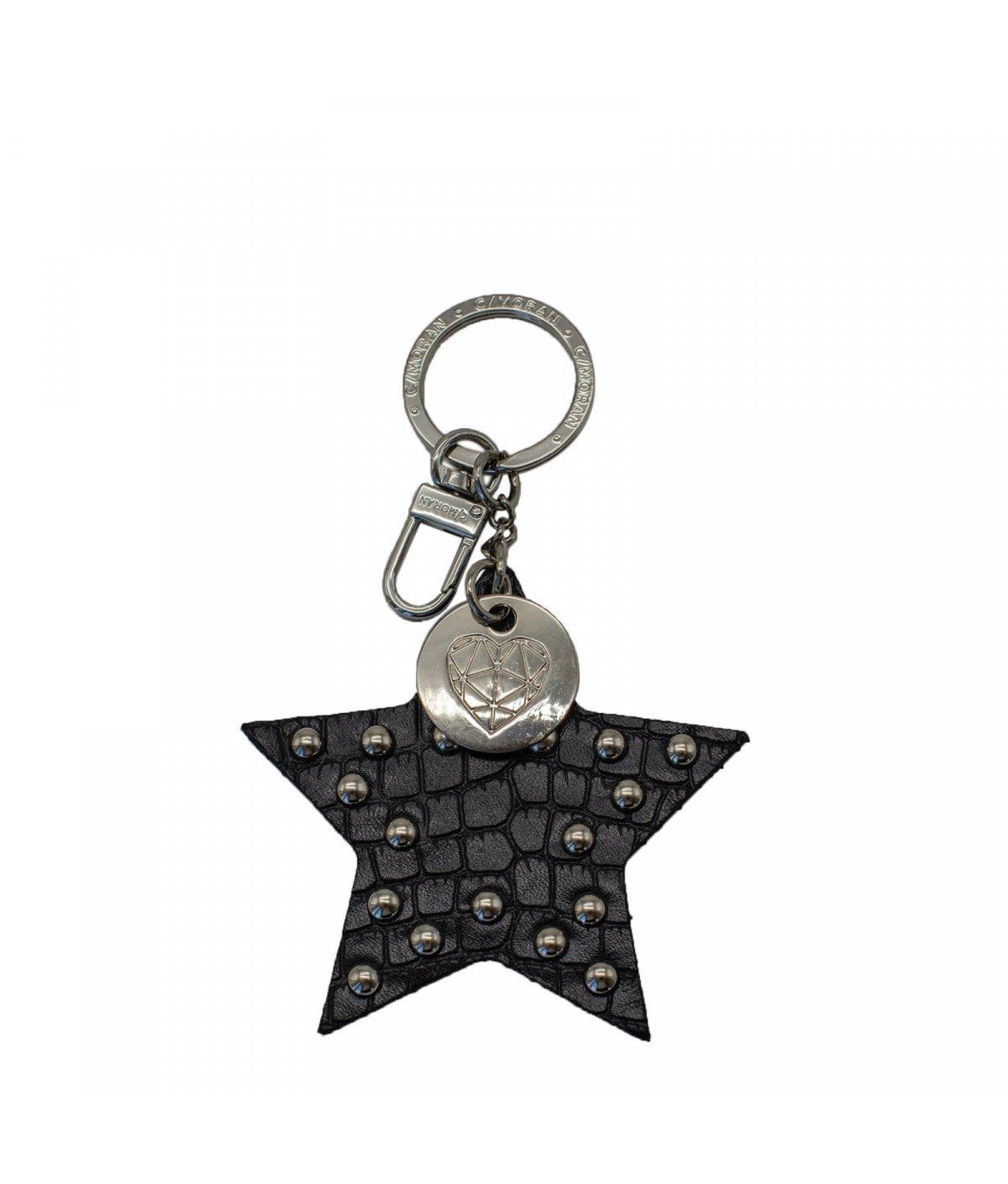 Llavero Mujer 099 Estrella Cuero