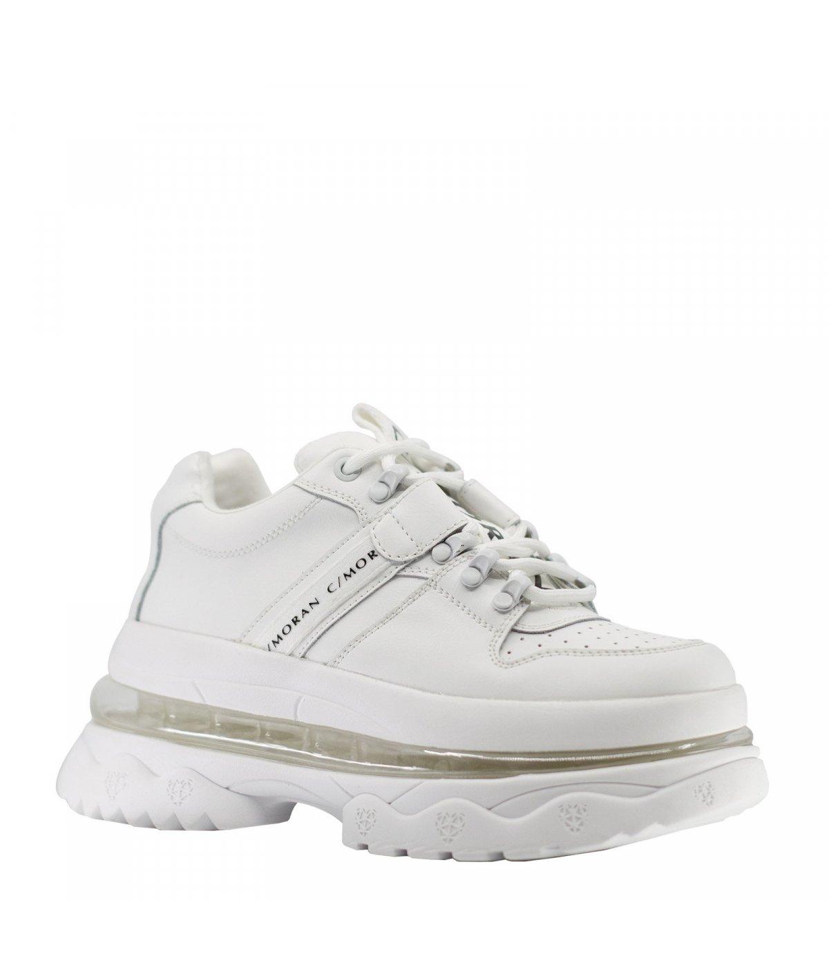Zapatillas Mujer 327 Cuero
