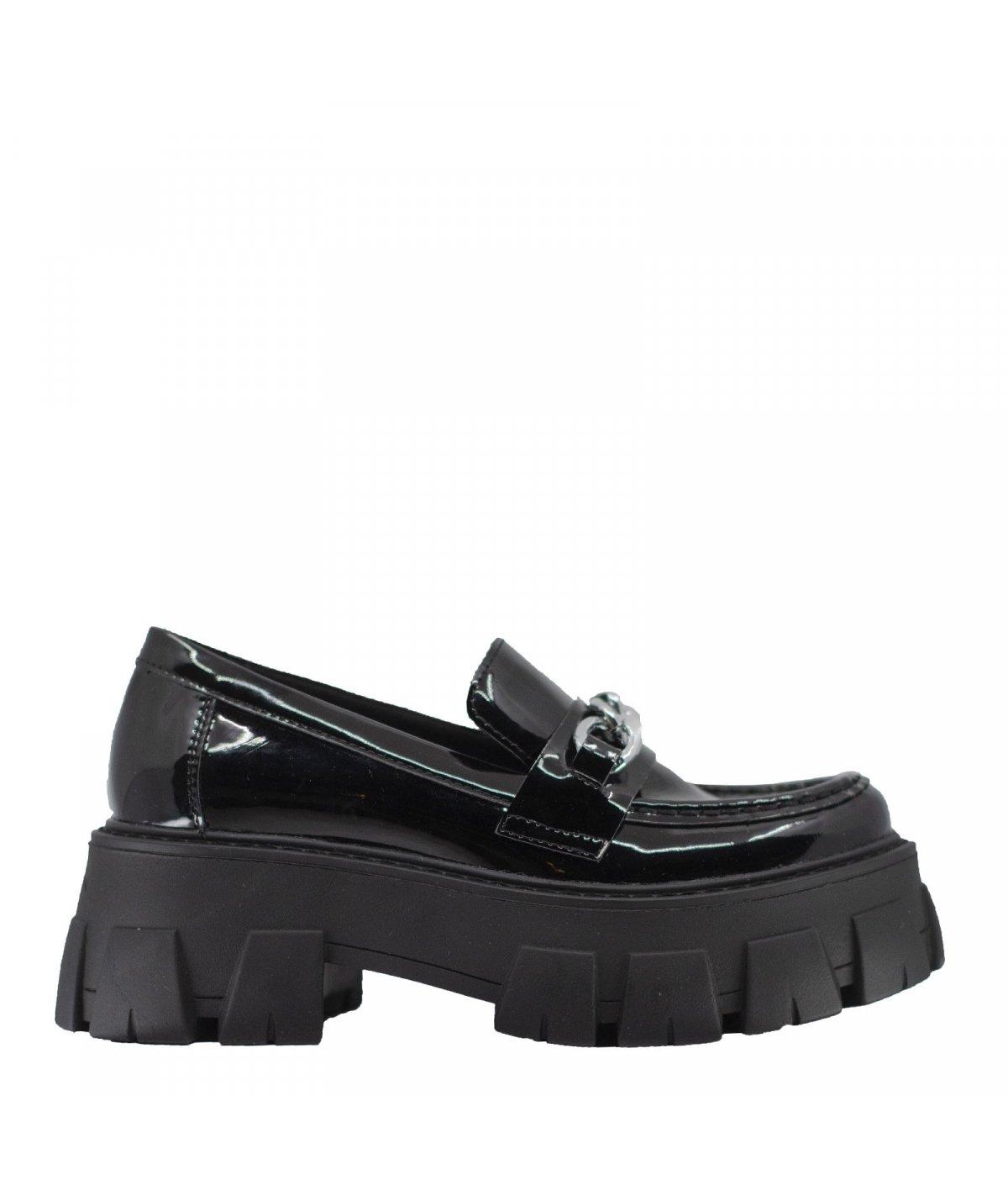 Zapaton Mujer 301 Charol